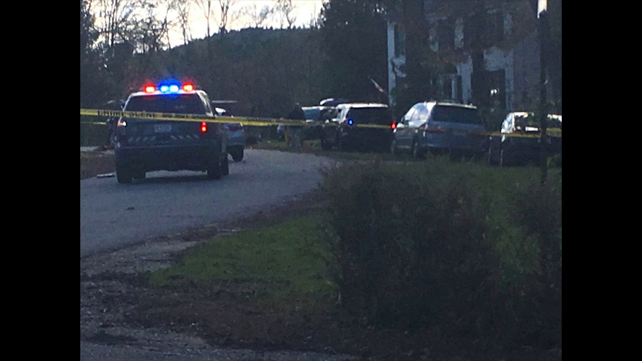 Listen to the audio: Police chase suspect through Central Massachusetts
