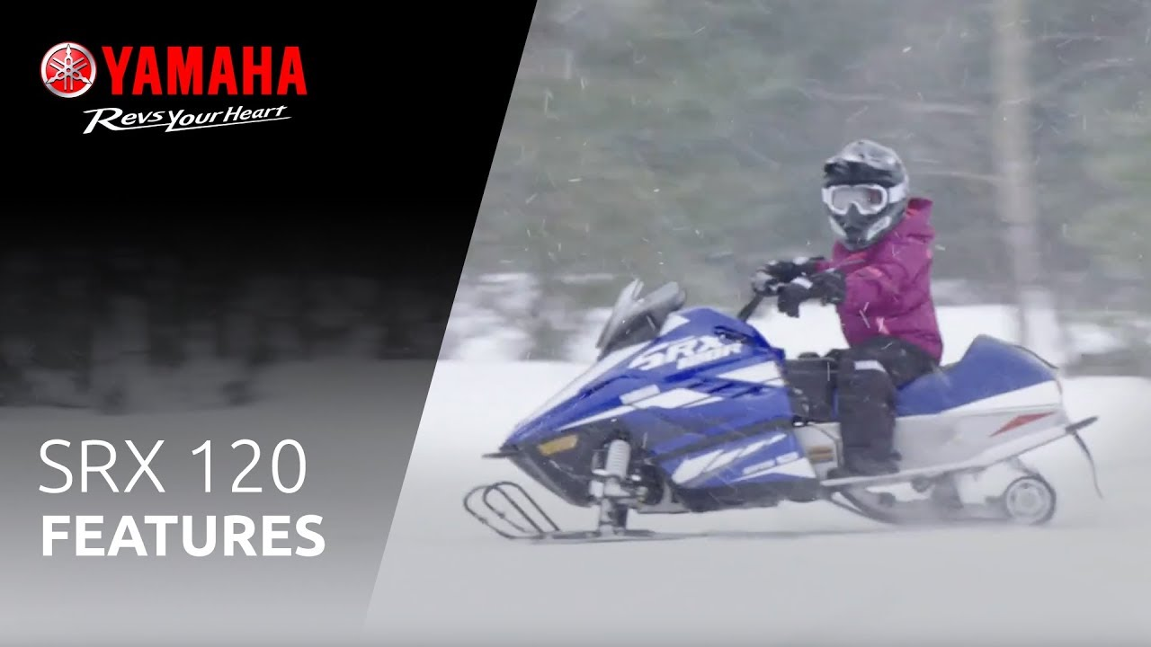 2019 Yamaha SRX 120 - It's great, cute but this is not a toy