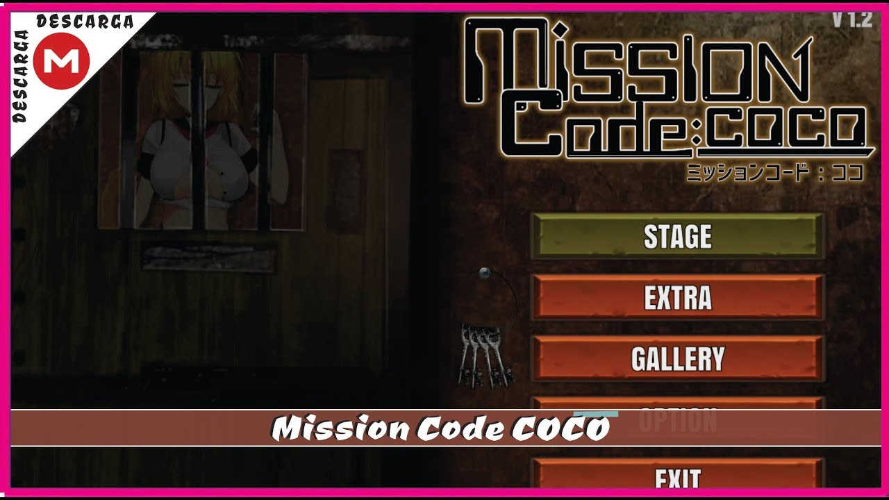 mission code coco full save
