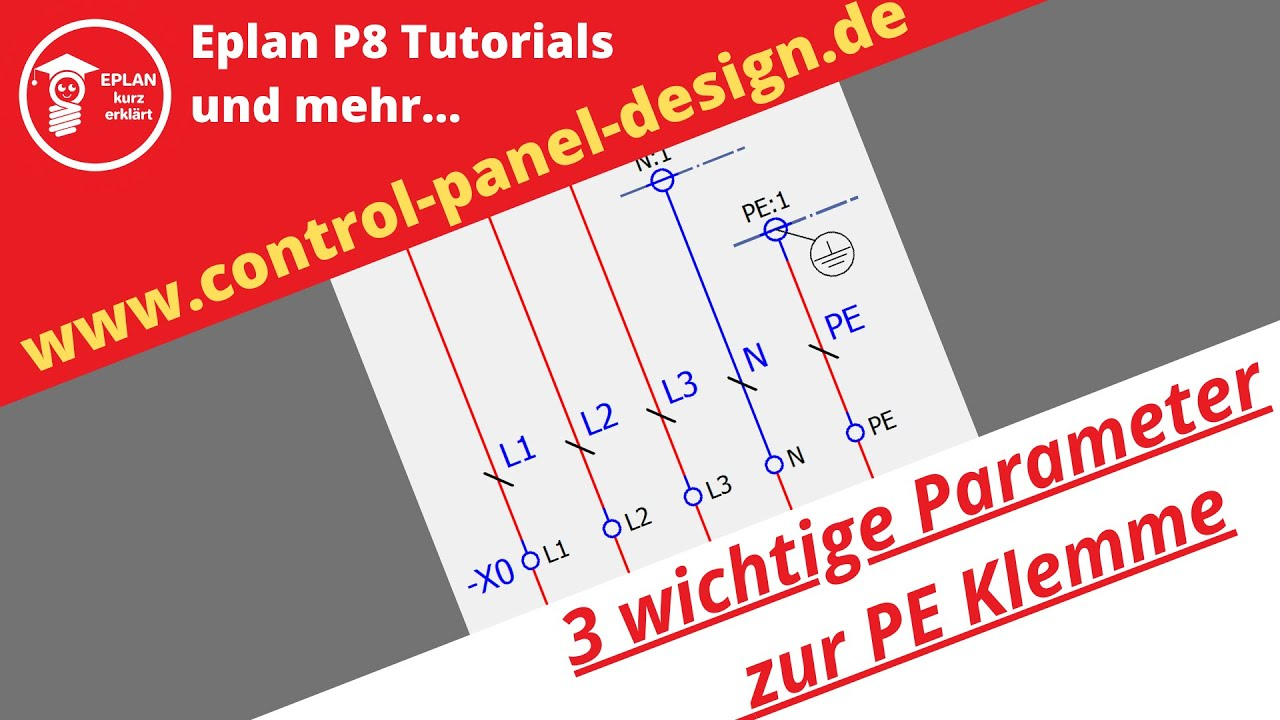 Eplan P20 Einpolige Darstellung erstellen single line diagram ...