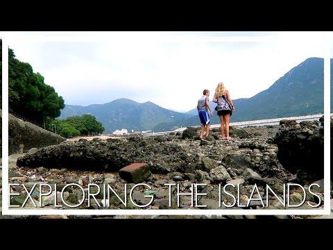 HONG KONG - LANTAU ISLAND, Ngong Ping and Tai O