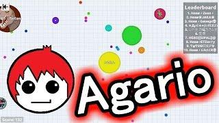 食べられるぅうううう!【Agar.io実況3】