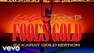 Смотреть клип Sofia Carson, Tiësto - Fool'S Gold