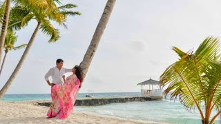 Honeymoon In Maldives - Centara Ras Fushi Resort & Spa (Deluxe Spa Over Water Villa)
