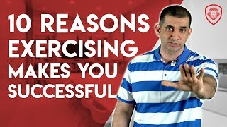 10 Reasons Why Those Who Exercise Make More Money