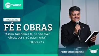 Bem vindo ao Culto da Tarde | Rev. Carlos Henrique