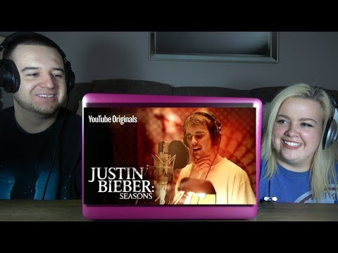 Leaving the Spotlight - Justin Bieber: Seasons | COUPLE REACTION VIDEO