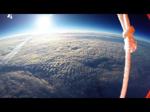 Weather Balloon launch - Aether One