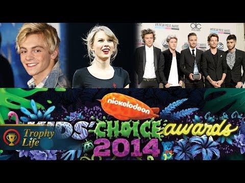 2014 Kids Choice Awards Nominations!