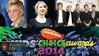 2014 Kids Choice Awards Nominations!