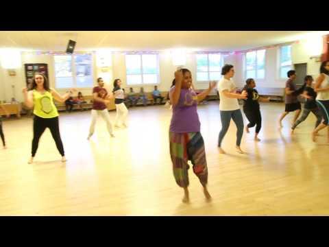 Ringa Ringa - Choreography