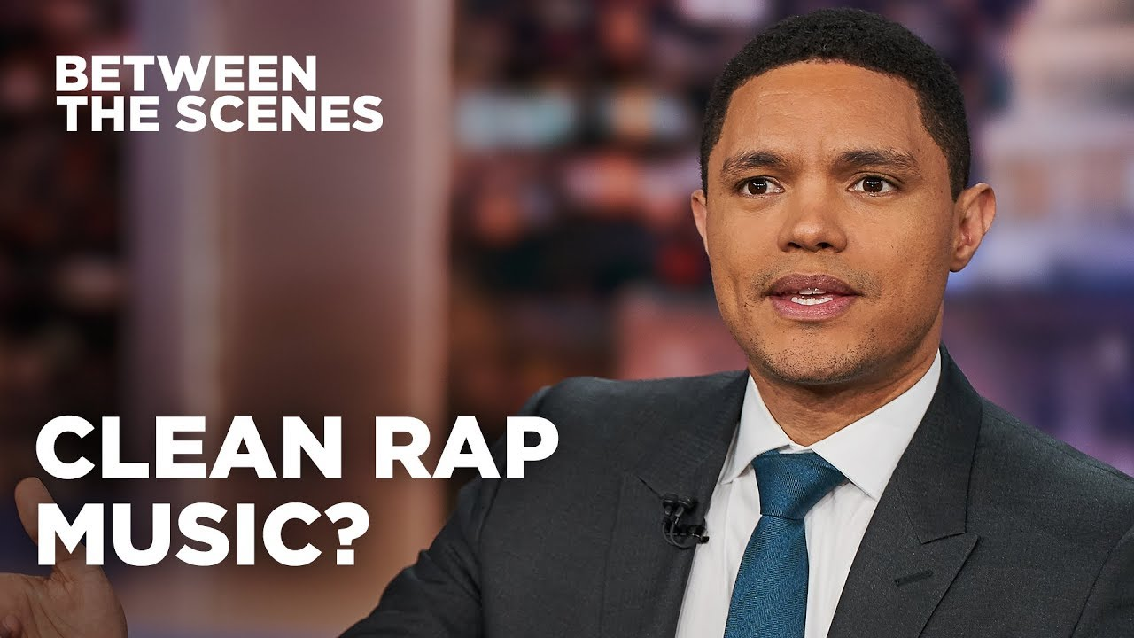 Clean Versions of Hip-Hop Songs - Between the Scenes   The Daily Show