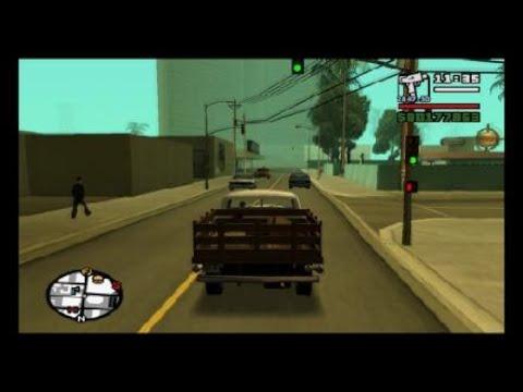 Grand Theft Auto: San Andreas Mission 80 - Madd Dogg
