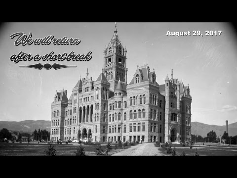 Salt Lake City Council Work Session 8/29/2017