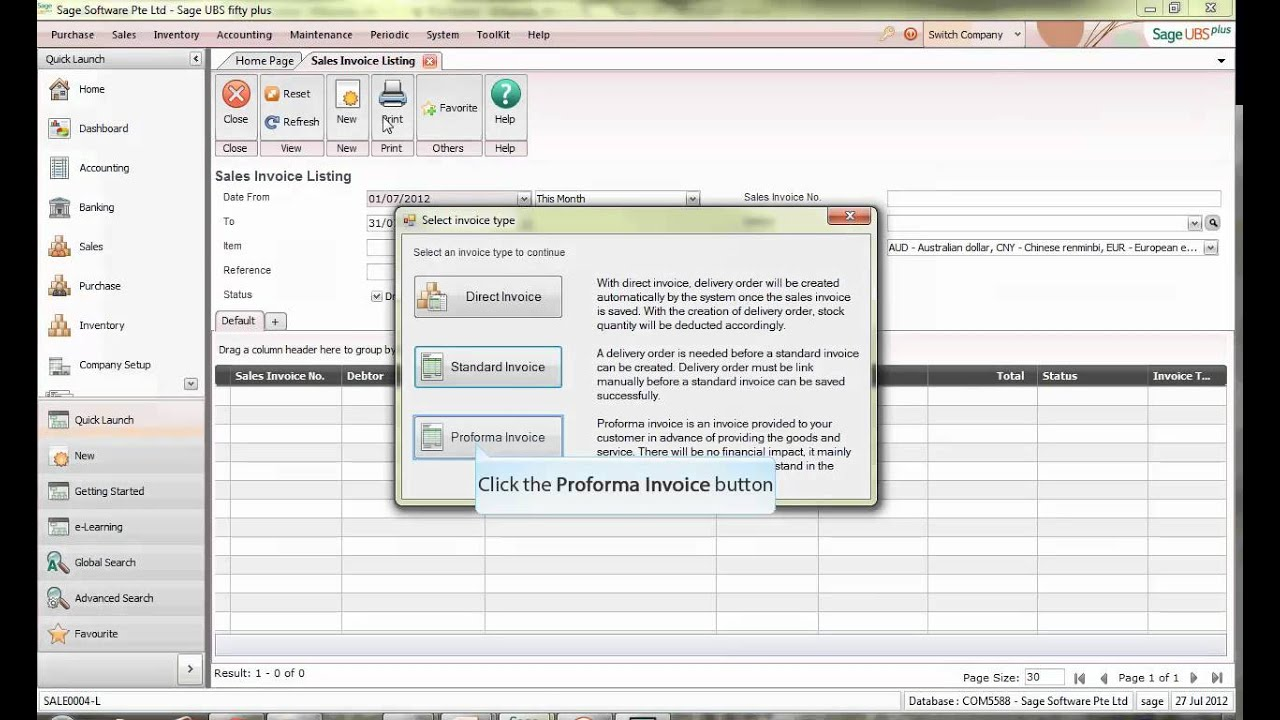 Proforma Invoice YouTube - What is a proforma invoice
