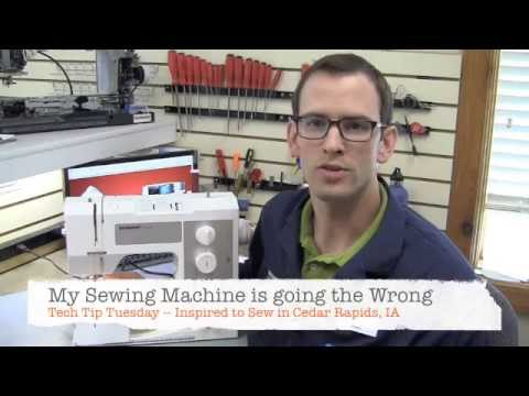 How To Fix Reverse Stitching Problem In Your Sewing Machine YouTube Enchanting Totally Me Sewing Machine
