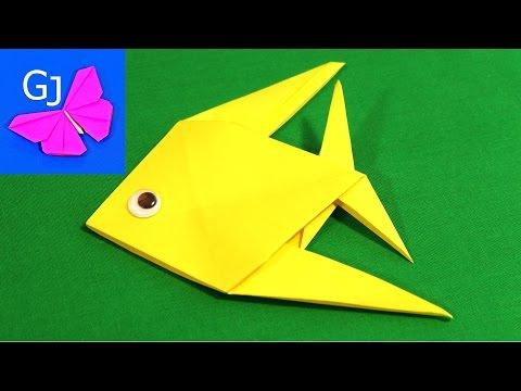 Поэтапно оригами для 4 класса