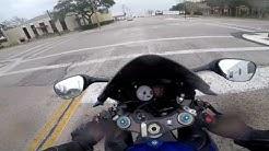 Motorycle Road Test Houston Texas