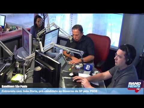 Jornal da BandNews FM - 27/07/2018