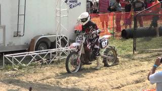Casey Curtin Final Open Bike Run
