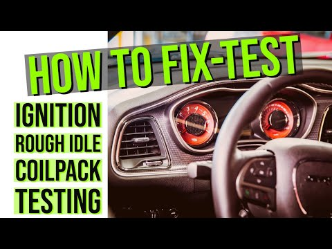 How To Check An Ignition Coil Pack The Easy Way Youtube