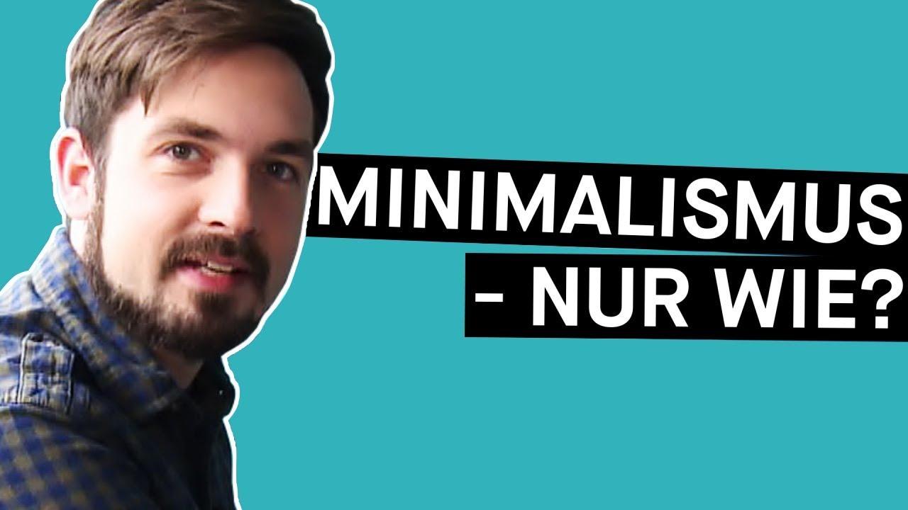 Minimalismus wohin mit dem zeug puls reportage youtube for Minimalismus youtube