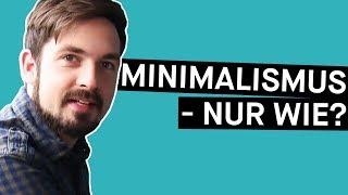 Minimalismus - wohin mit dem Zeug? || PULS Reportage