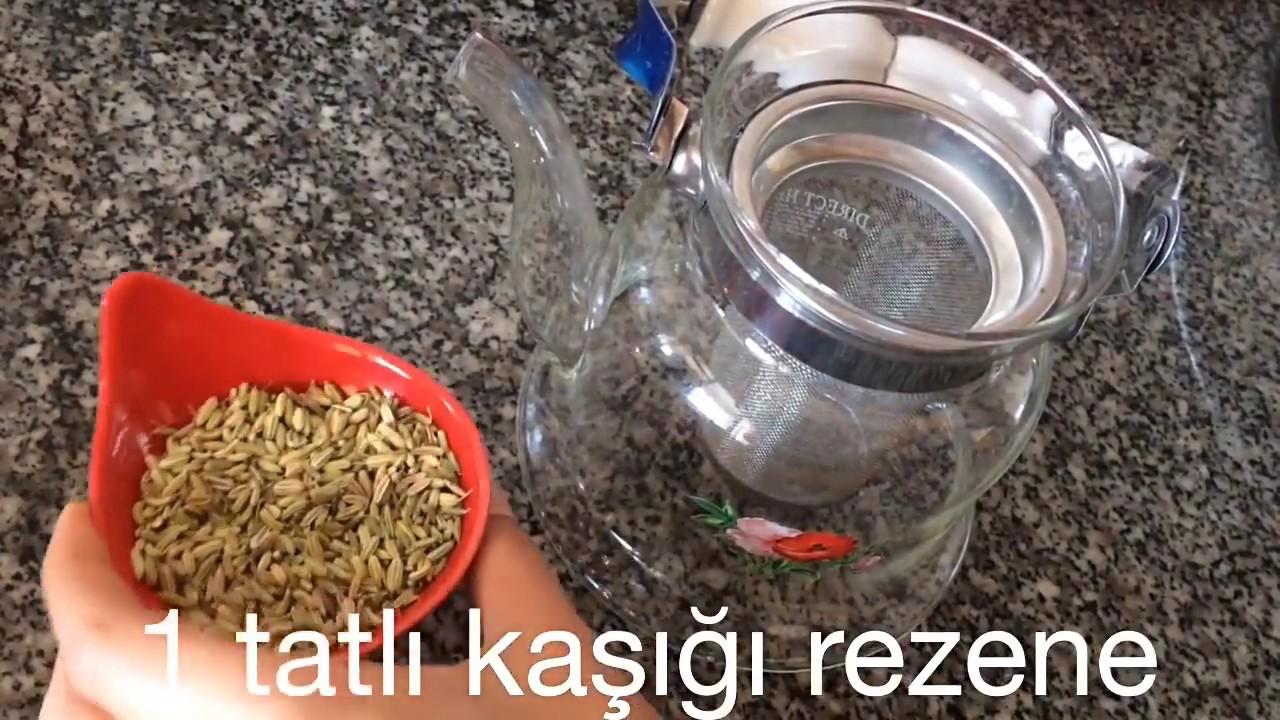 Rezene Çayının Faydaları Nelerdir