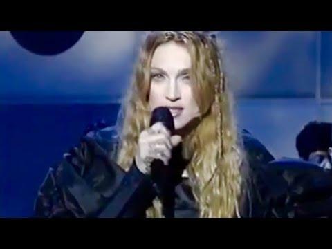 Madonna - Frozen (UK National Loto 1998) HD remastered