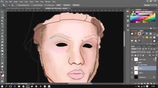 GRAYSON DOLAN Digital Painting /Timelapse/