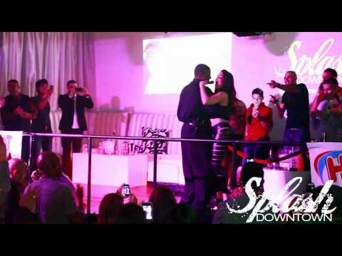 Nayer: Suave (Kiss Me) Live @ Splash Nightclub Wed Party 10/19/11
