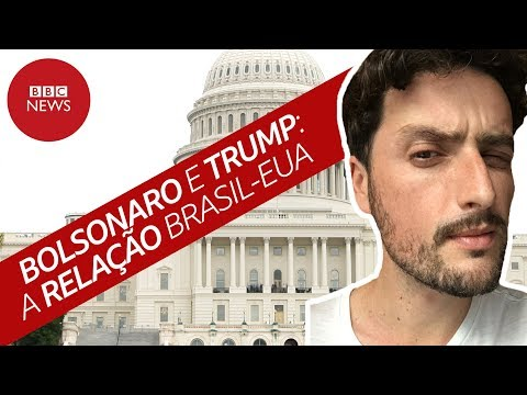Bolsonaro e Trump: o que muda na relação Brasil-EUA com Bolsonaro presidente?