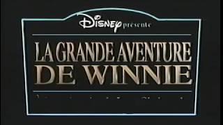 Opening to La Grand Aventure de Winnie: À la Recherche de Jean-Christophe 1997 VHS (Canadian Copy) streaming