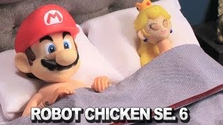 Robot Chicken Season 6 Trailer - NYCC 2012