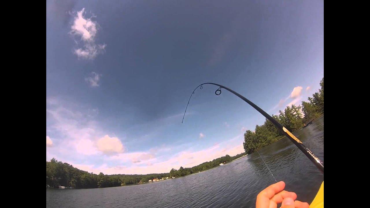 Little ossipee lake fishing youtube for Fishing lakes near me