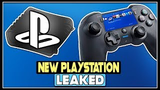 NEW PLAYSTATION CONSOLE LEAKED - Is Game Streaming The Future? / Видео