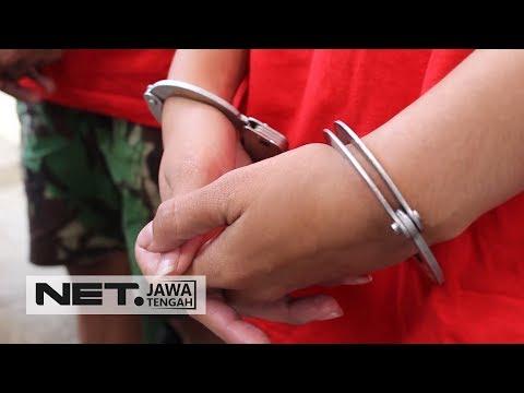Wanita Bandar Pil Koplo Ini di Amankan Petugas - NET JATENG