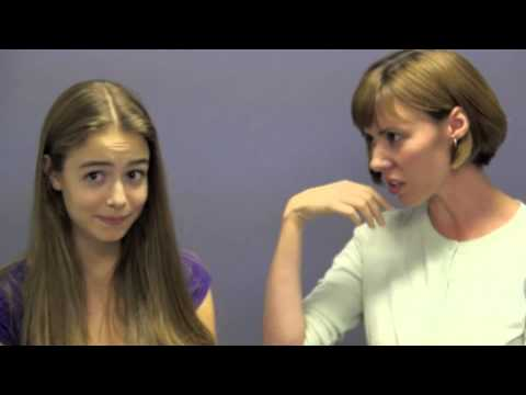 Mother/Daughter audition
