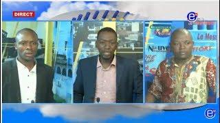 LA REVUE DES GRANDES UNES (Affaire MRC: Paul Atanga NJI attendu au tribunal ce jour) EQUINOXE TV