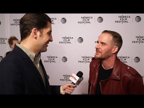 "Gary Michael Schultz at the ""Vincent N Roxxy"" Tribeca Film Festival Premiere with Arthur Kade"