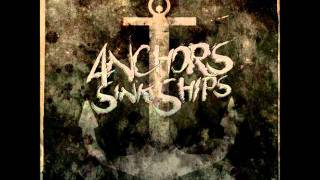 Anchors Sink Ships - Captain Ginger Kegs