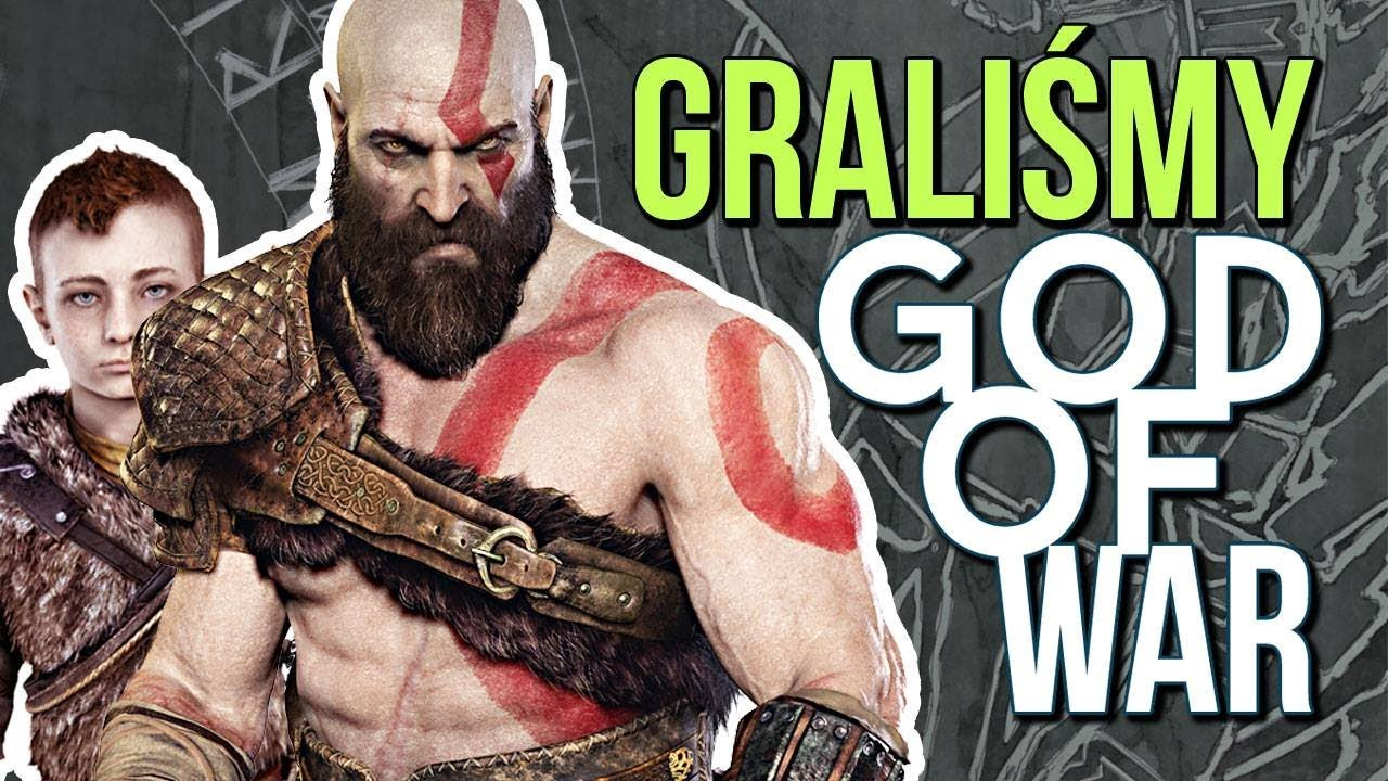 To BĘDZIE hit! GRAMY w God of War na PS4