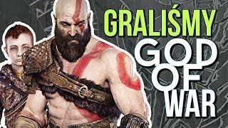 To BĘDZIE hit! GRAMY w God of War na PS4