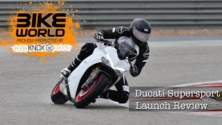 Ducati SuperSport Launch Review | First Ride