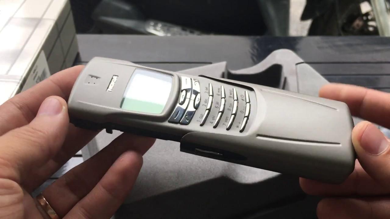 Nokia 8910 mầu cát cháy,new 99% Fullbox – Hàng độc quyền T.MOBILE