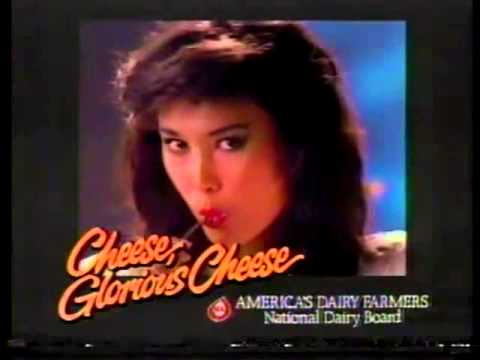 American Dairy Farmers' Campaign - Cheese,glorious cheese - Commercial