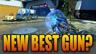 "New ""OHM"" DLC Weapon! - Best Gun in Advanced Warfare?! (LMG/Shotgun Combo Gameplay)"