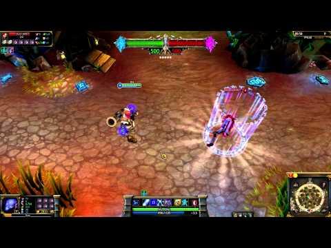 (OLD) - Pirate Ryze League of Legends Skin Spotlight