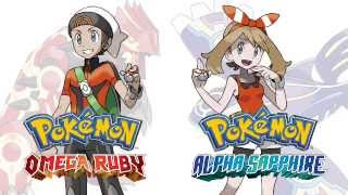 Pokemon Omega Ruby & Alpha Sapphire OST Title Music