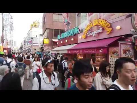 東京散歩・原宿